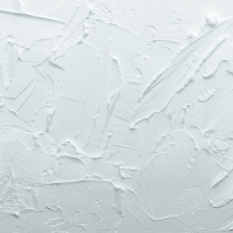 White structured wall